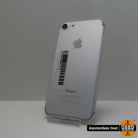 iPhone 7 32GB Silver | In Nette Staat