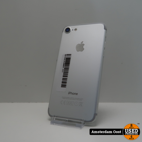 iPhone 7 32GB Silver | in Prima Staat