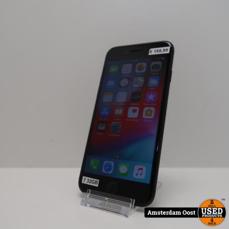 iPhone 7 32GB Black | in Redelijke Staat