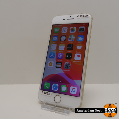 iPhone 7 32GB Gold | In Nette Staat