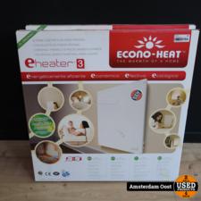 EconoHeat eHeater 3 Verwarmingspaneel   Nieuw in Doos