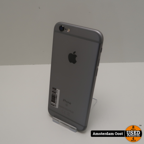 iPhone 6S 32GB Space Gray   in Prima Staat