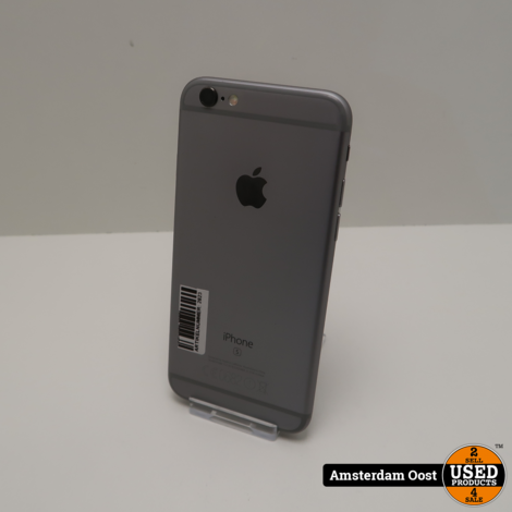 iPhone 6S 64GB Space Gray | in Redelijke Staat