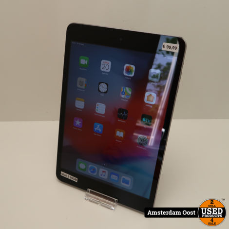 iPad Mini 2 16GB Space Gray   in Nette Staat