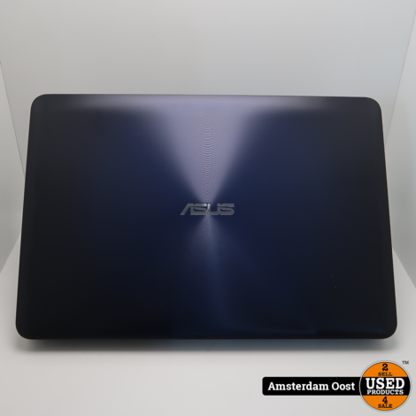 Asus X556UA i5/4GB/128GB SSD Laptop | in Prima Staat