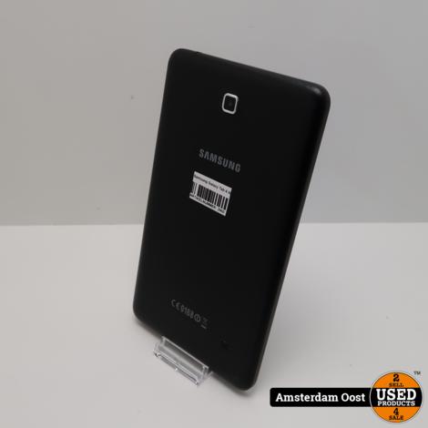 Samsung Galaxy Tab 4 7.0 8GB Black   in Nette Staat