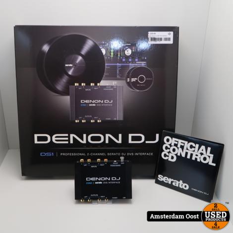 Serato Denon DJ DS1 DVS Interface   in Nette Staat