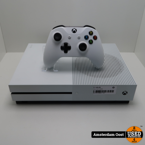 Xbox One S 500GB | in Prima Staat
