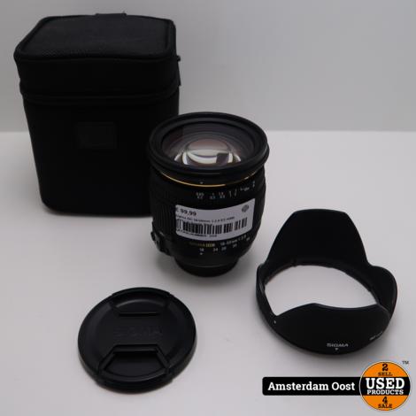 Sigma DC 18-50mm 1:2.8 EX HSM Lens | in Goede Staat