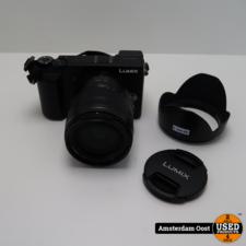 Panasonic DMC-GX80 14-140MM 16MP Systeemcamera | in Nieuwstaat