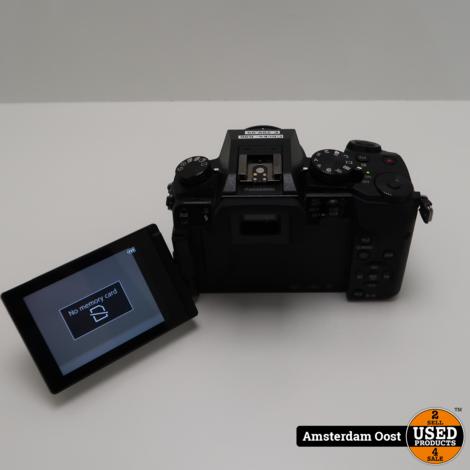 Panasonic Lumix DMC-G7 14-42MP Camera   in Nette Staat