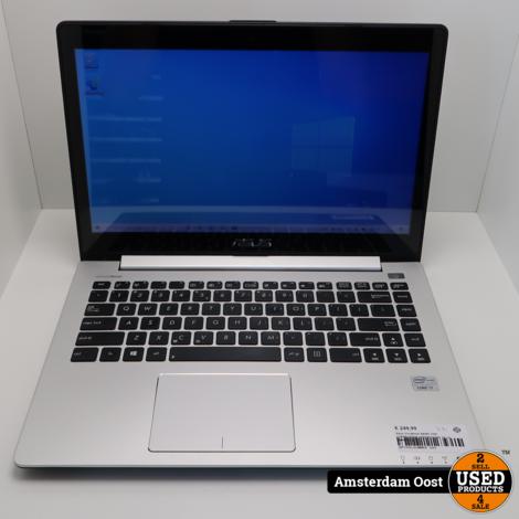 Asus VivoBook S400C Intel i7/4GB/500GB HDD/Windows 10