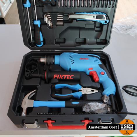 Fixtec FID600K50 600W Boorhamer | Nieuw in Koffer