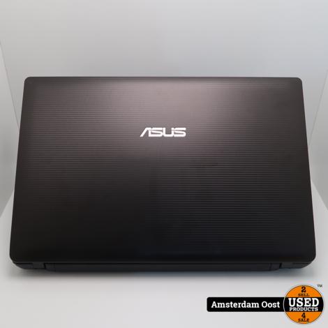Asus K53E i5/6GB/500GB HDD laptop | Accu Matig