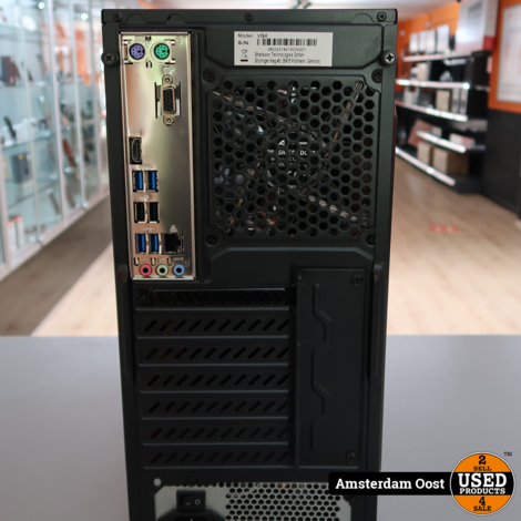 Zelfbouw Game PC 8GB/Ryzen 3/2TB HDD   in Nette Staat