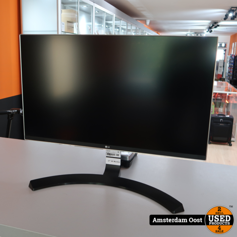 LG 27UD68P 24-inch 4K Monitor | in Nette Staat
