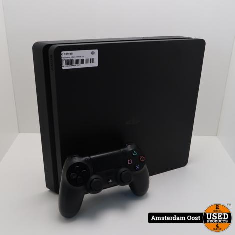 Playstation 4 Slim 500GB | in Redelijke Staat