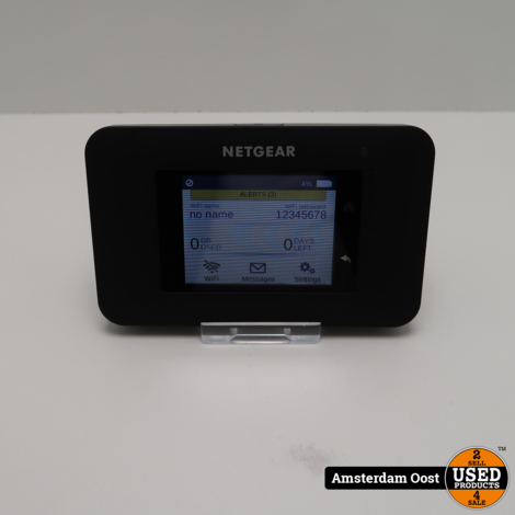 Netgear Aircard 790s 4G Router | in Nette Staat