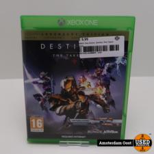 XBOX One Game: Destiny The Taken King