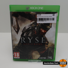 XBOX One Game: Ryse Son of Rome