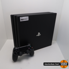 Playstation 4 Pro 1TB   in Nette Staat