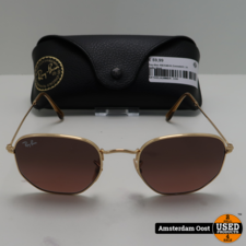 Ray-Ban RB3548-N Zonnebril | in Nette Staat