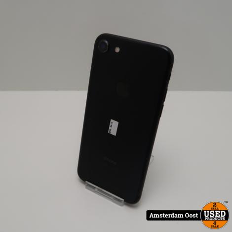 iPhone 7 32GB Black   in Gebruikte Staat