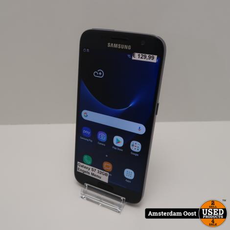 Samsung Galaxy S7 32GB Black | in Nette Staat