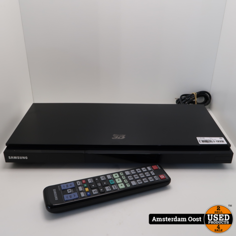Samsung BD-D5500 3D Blu-Ray Speler | in Nette Staat