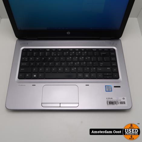 HP Probook 640 G2 i5/8GB/256GB SSD Laptop | in Nette Staat