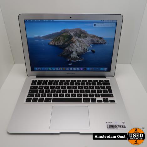 Apple Macbook Air 13 Early 2015 i5/8GB/128GB | in Nette Staat