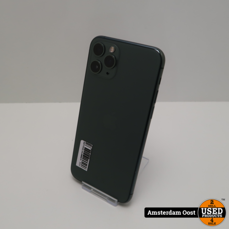 iPhone 11 Pro 256GB Midnight Green | in Nette Staat