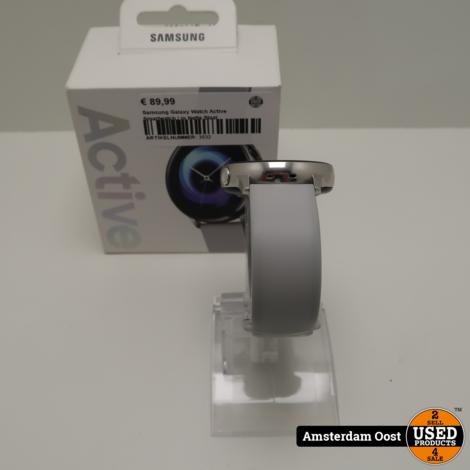 Samsung Galaxy Watch Active Smartwatch   in Nette Staat