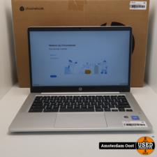 HP Chromebook 14a-na0053nd Celeron/4GB/64GB | in Nette Staat