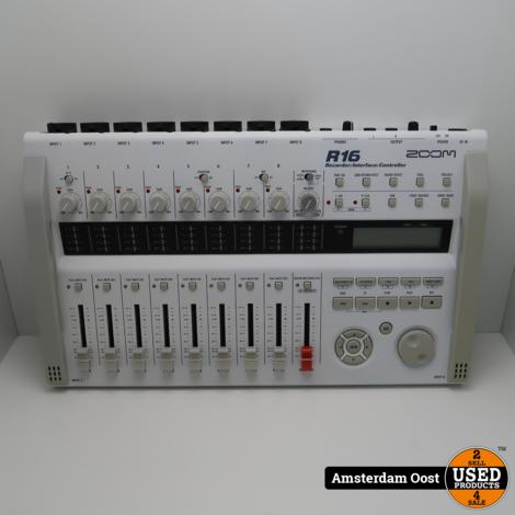 Zoom R16 Multitrack Recorder | in Prima Staat
