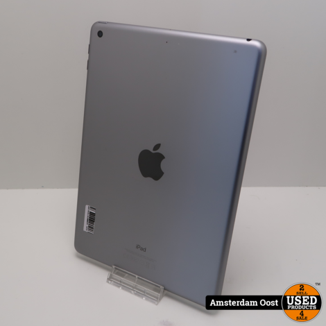 iPad 2017 5th 32GB Wifi Space Gray   in Nette Staat