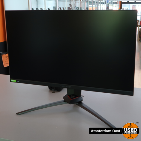 Acer Predator XB253Q 144Hz Game Monitor | in Zeer Nette Staat