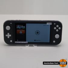 Nintendo Nintendo Switch Lite 32GB Grijs | in Prima Staat