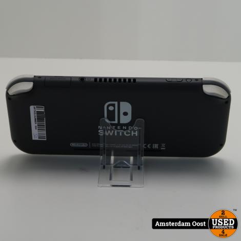 Nintendo Switch Lite 32GB Grijs | in Prima Staat