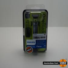 phillips Philips OneBlade QP2530/20 Face | Nieuw in Doos