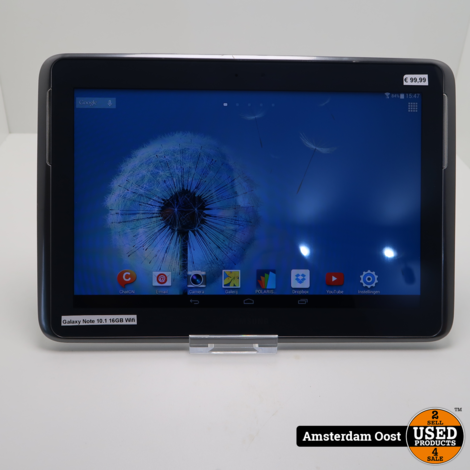 Samsung Galaxy Note 10.1 16GB | in Nette Staat