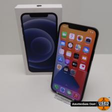 apple iPhone 12 128GB Black | in Nieuwstaat met Apple Garantie