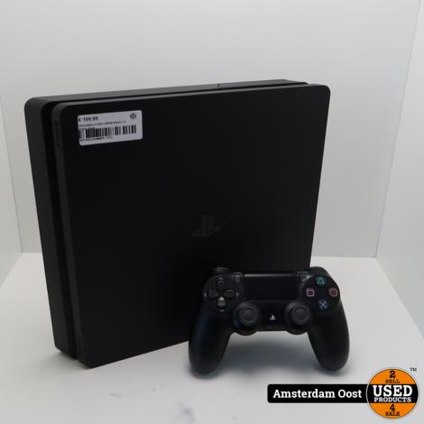 Playstation 4 Slim 500GB Black | in Prima Staat