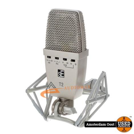 SE Electronics T2 Studio Condensator Microfoon | Nieuw in Seal