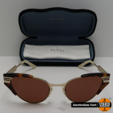 Gucci GG0522S Dames Zonnebril | in Nette Staat