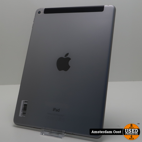 iPad Air 2 32GB 4G + Wifi Space Gray | in Nette Staat