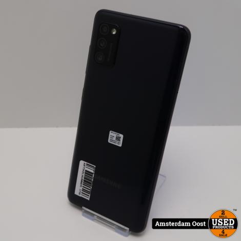 Samsung Galaxy A41 64GB Dual-Sim Black   in Nette Staat