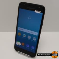 Samsung Samsung Galaxy J3 2017 16GB Dual Black   in Nette Staat
