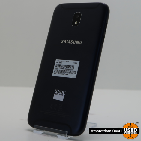 Samsung Galaxy J5 2017 16GB Black | in Nette Staat