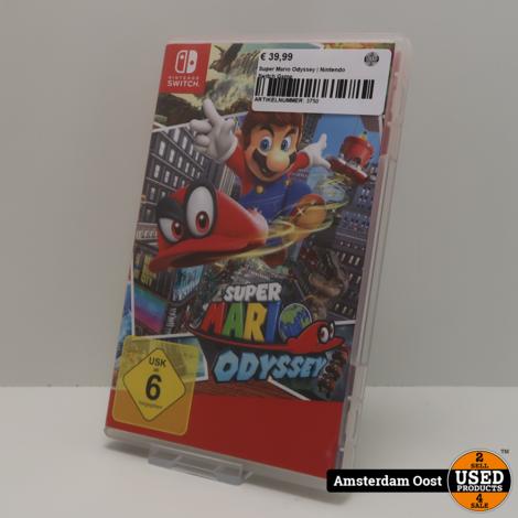 Super Mario Odyssey | Nintendo Switch Game